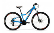 Женский велосипед Merida Matts 7.10-D (2021) белый L