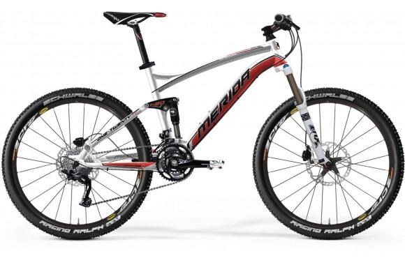Горный велосипед Merida ONE-TWENTY XT-M (2013)