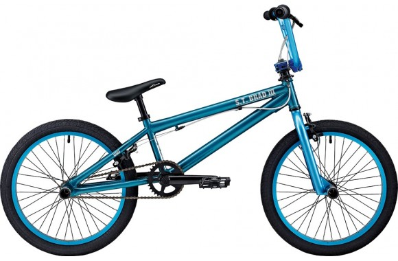 Экстремальный велосипед Merida BRAD ST 3 (2012)