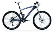 Двухподвесный велосипед Merida Ninety-Nine XT-D (2012)