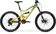 Двухподвесный велосипед Merida One-Sixty 1 (2014)