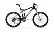 Двухподвесный велосипед Merida ONE-FORTY 1500-D (2011)