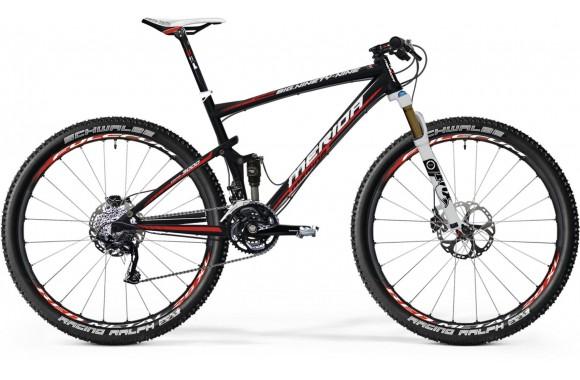 Двухподвесный велосипед Merida BIG NINETY-NINE PRO 3000 (2013)