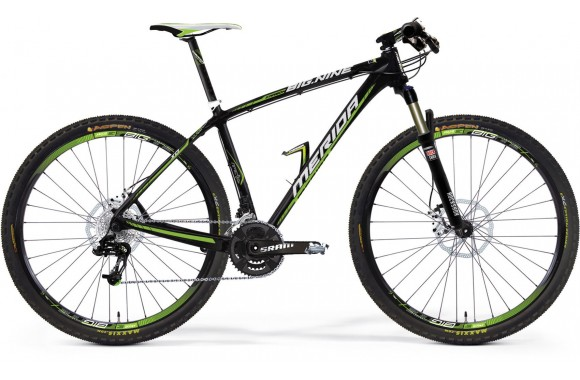 Горный велосипед Merida BIG.NINE CARBON XO-EDITION (2013)
