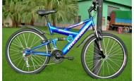 Двухподвесный велосипед Merida Full Suspension S2000 (2006)