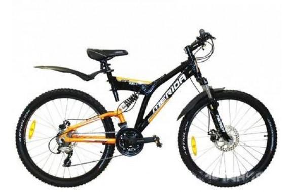 Двухподвесный велосипед Merida Fireball-D (2010)