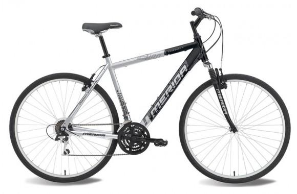Комфортный велосипед Merida Crossway 4-sx (2007)