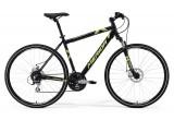 Комфортный велосипед Merida Crossway 20-MD (2014)