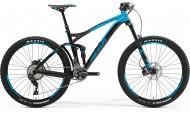 Двухподвесный велосипед Merida One-Forty 700 (2017)