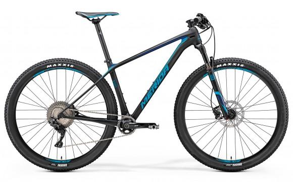Велосипед Merida Big.Nine 5000-FRM (68011)