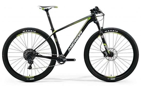 Велосипед Merida Big.Nine 4000-FRM (68077)