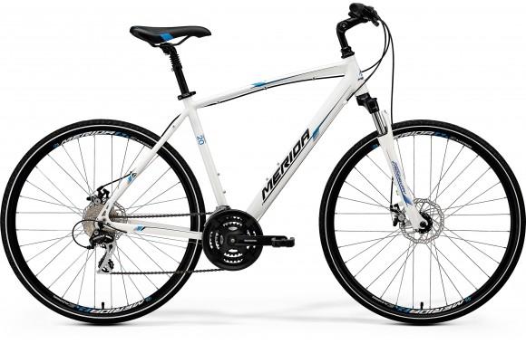 Велосипед Merida Crossway 20-MD (2017)