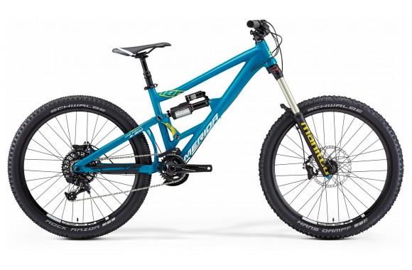 Велосипед Merida One-Eighty 6.900-FRM (71308)