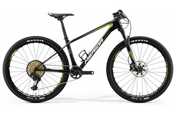 Велосипед Merida Big.Seven Team (2018)