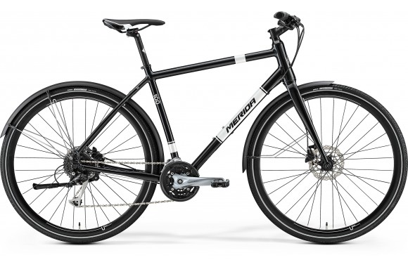 Городской велосипед Merida Crossway Urban 100 (2017)
